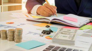 controle financeiro mensal