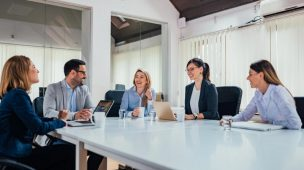 reunião de diretores